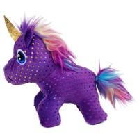 KONG Enchanted Buzzy Unicorn Cat Toy big image