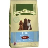James Wellbeloved Adult Dog Fish and Rice big image