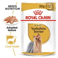 Royal Canin Yorkshire Terrier Wet Adult Dog Food big image