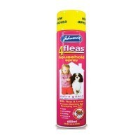 Johnson's 4Fleas Spray 600ml big image
