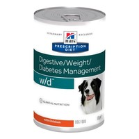 Hills Prescription Diet WD Tins for Dogs big image