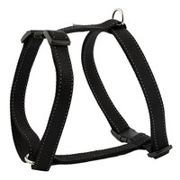 Ancol Nylon Dog Harness (Black) big image