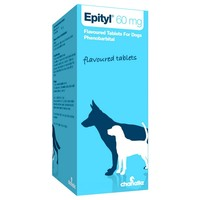 Epityl 60mg Flavoured Tablets for Dogs big image