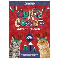 Rosewood Cupid & Comet Luxury Advent Calendar for Cats big image