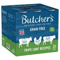 Butchers Grain Free Tripe Loaf Recipes Dog Food big image