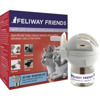 Feliway Friends Diffuser 30 Day Starter Kit big image