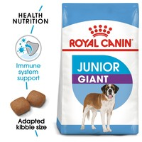 Royal Canin Giant Junior Dry Food for Dogs 15Kg big image