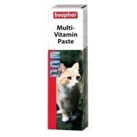 Beaphar Multi-Vitamin Paste for Cats big image