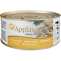 Applaws Adult Cat Food in Broth Tins (Chicken Breast) big image