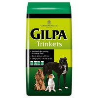 Gilpa Trinkets Complete Adult Dry Dog Food 15kg big image