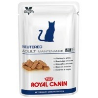 Royal Canin Neutered Adult Maintenance Cat Food Pouches big image