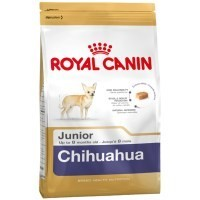 Royal Canin Chihuahua Junior Food Dry 1.5Kg big image