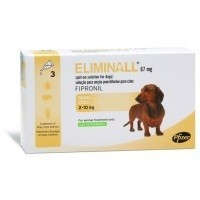 Eliminall Spot-On For Small Dogs Single Pipette big image