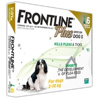 Frontline Plus for Small Dogs big image