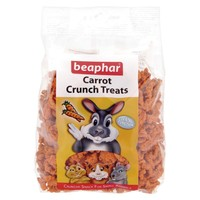 Beaphar Carrot Crunch Treats 150g big image