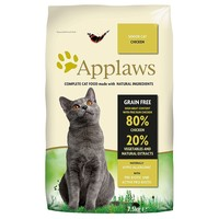 Applaws Senior Dry Cat Food (Chicken) big image
