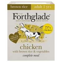 Forthglade Complete with Brown Rice Dog Food (Chicken & Veg) big image