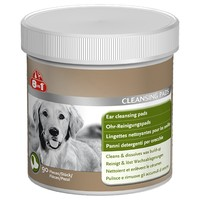 8 in 1 Dog Ear Cleansing Pads big image