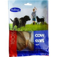 Hollings Cow Ears for Dogs big image