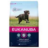 Eukanuba Active Adult Large Breed Dog Food (Chicken) 12kg big image