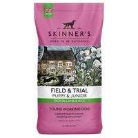 Skinners Field & Trial Puppy & Junior Working Dog Food (Lamb & Rice) big image