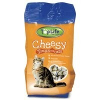 Toplife Cheesy Treats for Cats big image