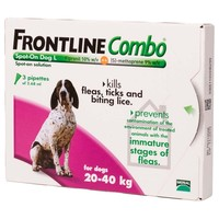 Frontline Combo Large Dog big image