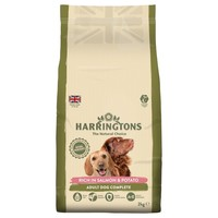 Harringtons Complete Dry Food for Adult Dogs (Salmon & Potato) big image