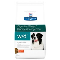 Hills Prescription Diet WD Dry Food for Dogs big image