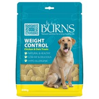 Burns Weight Control Treats for Dogs 200g big image