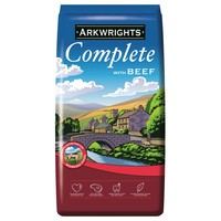 Arkwrights Complete Adult Dry Dog Food (Beef) big image