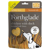 Forthglade Natural Soft Bite Treats (Chicken with Duck) 90g big image