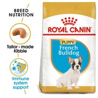 Royal Canin French Bulldog Dry Puppy Food 3kg big image