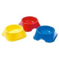 Classic Colourtone Plastic Bunny Feeding Dish 150ml big image