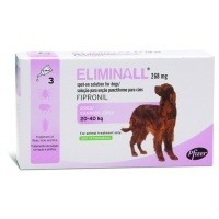 Eliminall Spot-On For Large Dogs Single Pipette big image