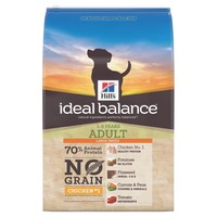 Hills Ideal Balance Large Breed Adult Dog Food (Chicken & Potato) 12kg big image