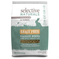 Supreme Selective Naturals Grain Free Rabbit Food 1.5kg big image