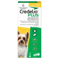 Credelio Plus 56.25mg / 2.11mg Chewable Tablets for Dogs (6 Pack) big image