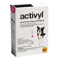 Activyl Spot-On Solution for Medium Dogs big image