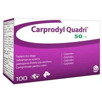 Carprodyl Quadri 50mg Tablet big image