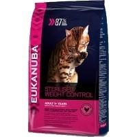 Eukanuba Cat Adult For Sterilised/Weight Control big image