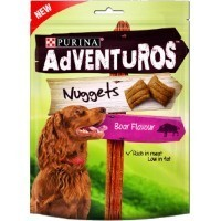 Purina Adventuros Nuggets with Boar Flavour 90g big image