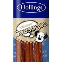 Hollings Chicken Sausages 3 Pack big image
