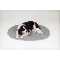 Pet Life VetBed Oval Grey big image