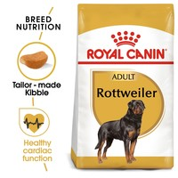 Royal Canin Rottweiler Dry Adult Dog Food 12kg big image