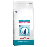 Royal Canin Vet Care Nutrition Skin Young Female Dry Food for Cats 3.5kg big image