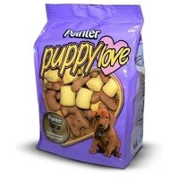 Pointer Puppy Love Assorted Dog Biscuits 300g big image