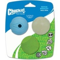Chuckit! Fetch Medley 3 Pack (Small) big image