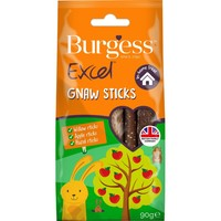 Burgess Excel Gnaw Sticks 90g big image