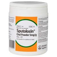 Sputolosin 5mg/g Oral Powder for Horses 420g big image